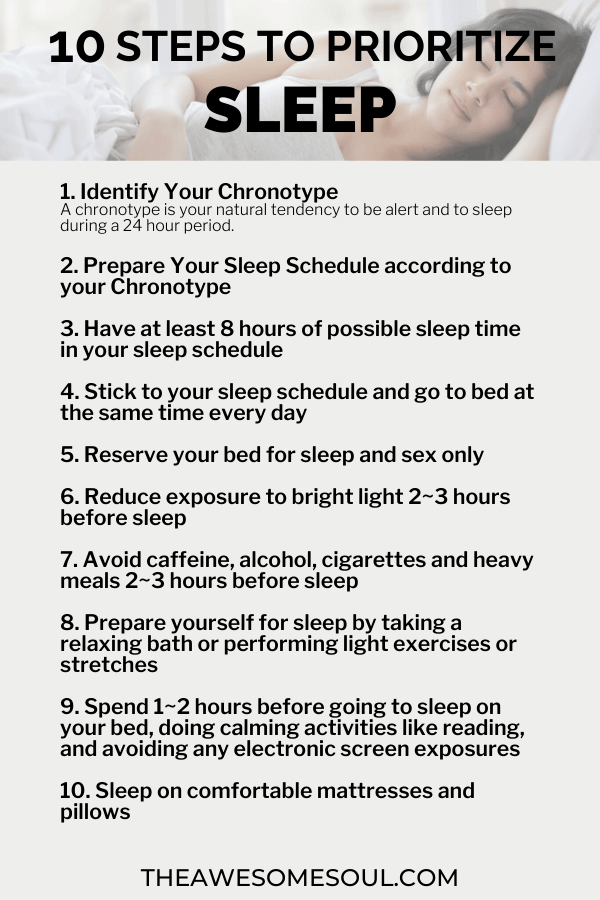 10 Reasons Why Sleep is Important and Tips to Sleep Well - Info2